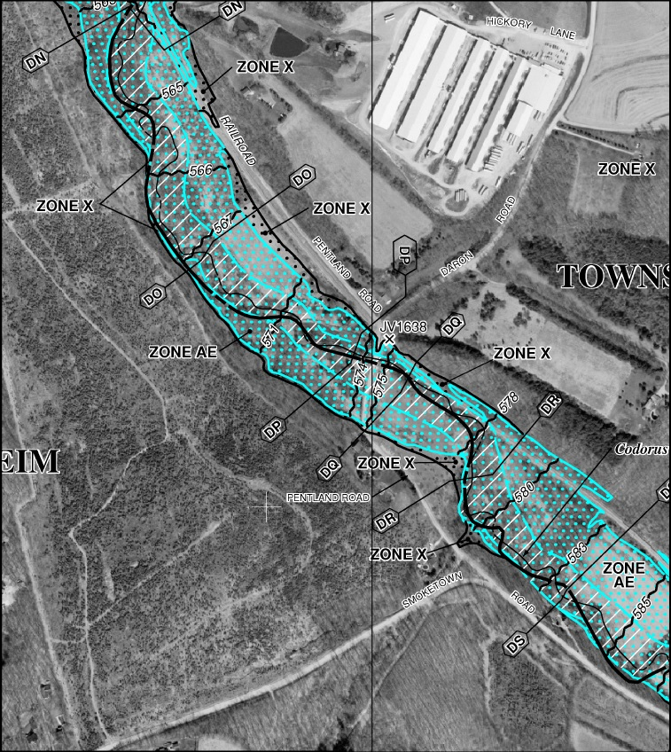 Shaw Surveying Inc Fema Flood Elevation Certification